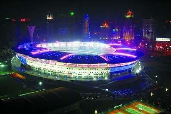 Long He Stadium : 不错