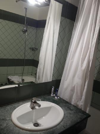 Vintage Hotel Rome: 酒店客房卫生间1