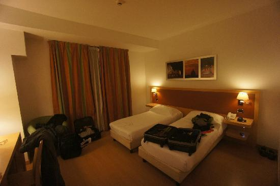Vintage Hotel Rome: 酒店客房1