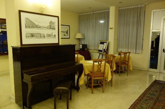 Albatros Hotel: 酒店大堂2