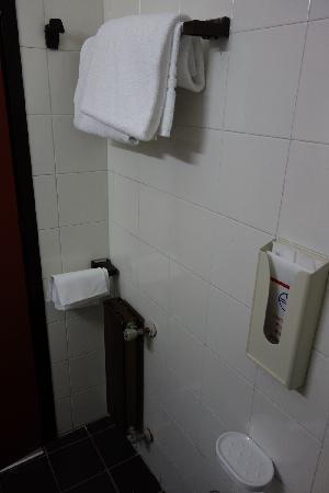 Albatros Hotel: 酒店客房卫生间4
