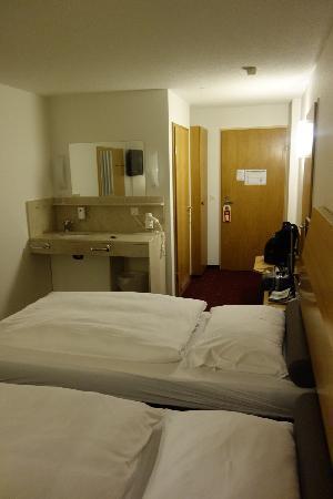 City Hotel: 酒店客房1