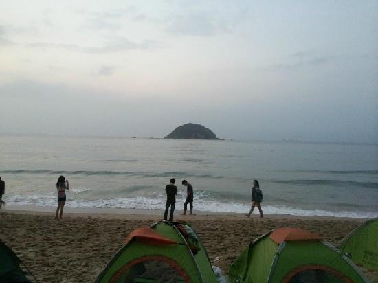 Xichong Beach: 好玩