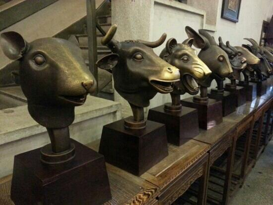 朱炳仁铜雕艺术博物馆