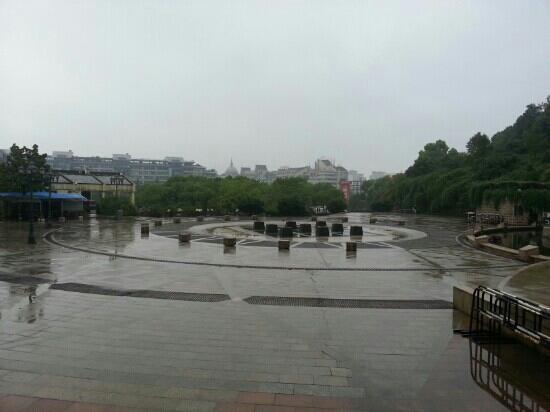 Wushan Square: 广场