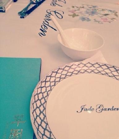 Jade Garden Chinese Restaurant: v