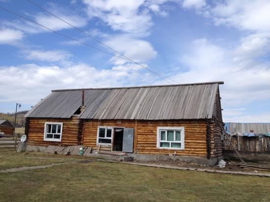 Kanas Lake Tuwa Village: 村