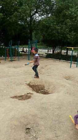 鸡鸣山公园