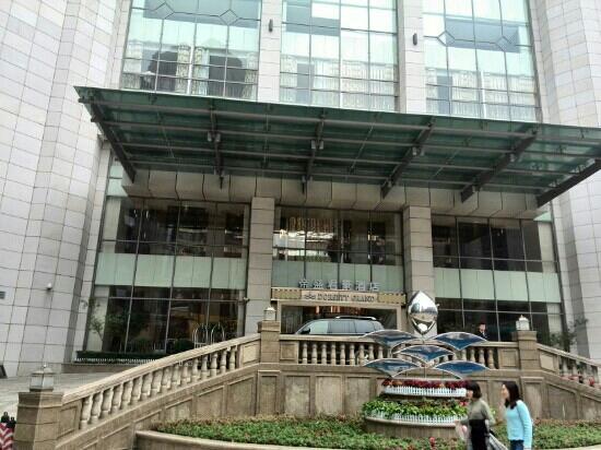 Dorsett Grand Chengdu : 门头