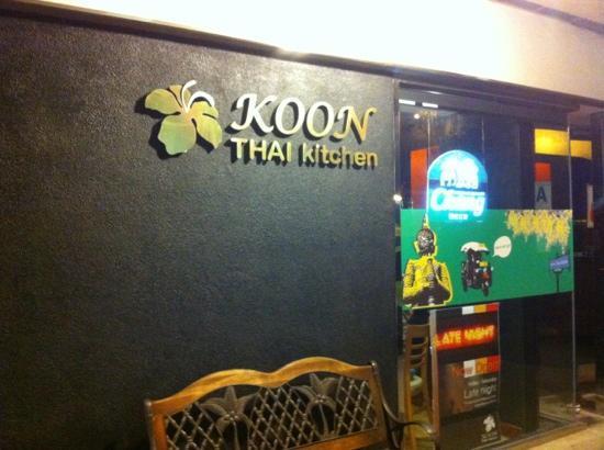 Thai Restaurant Convoy San Diego