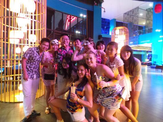 Club Med Guilin: ALL GO