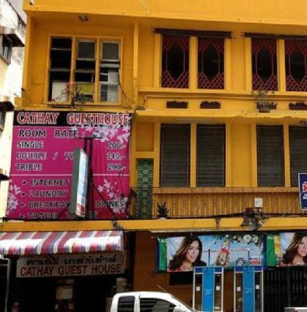 Cathay Guest House: Cathay Guesthouse