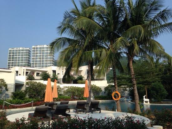 InterContinental Sanya Resort: 半山半岛洲际酒店