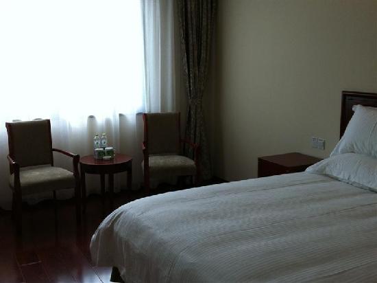 GreenTree Inn Taizhou Xinghua Dainan Suguo Business Hotel: 客房