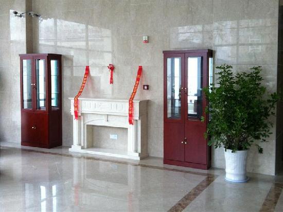GreenTree Inn Taizhou Xinghua Dainan Suguo Business Hotel: 大堂