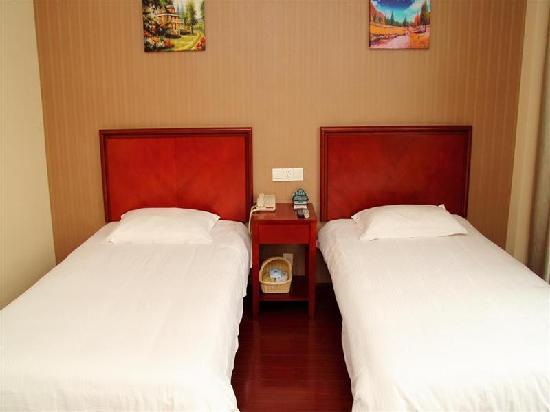 GreenTree Inn Suzhou Wangting Zhanwang: 客房