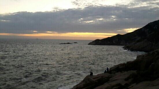 Dongji Island : 东福岛日出