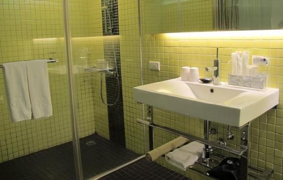Vendome Hotel Taipei: 浴室