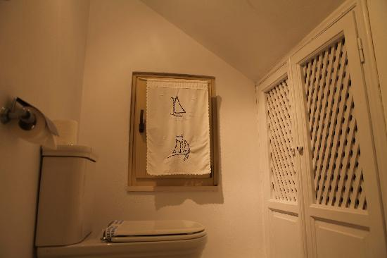 Nefeles Suites Hotel : The bath room is clean