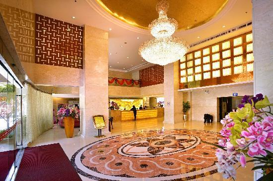 Hejing Hotel: 酒店大堂1