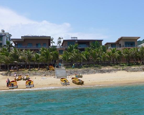 See Sea Inn Sanya Tianya Town: 真正的海边客栈