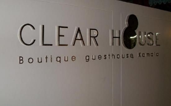 Clear House Guest House: Clear House Phuket