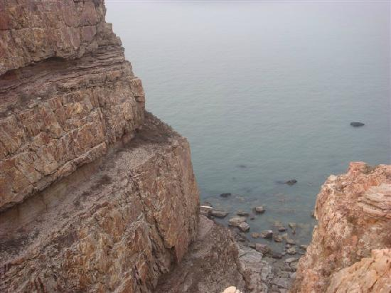 Jiuzhang Cliff : s