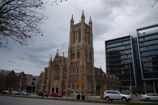 St Francis Xavier Cathedral: f