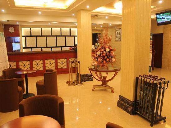 Green Tree Inn (Yixing Coach Station Express Hotel)