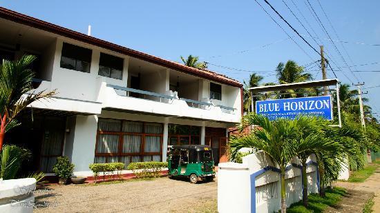 Blue Horizon Guest House : 酒店外观