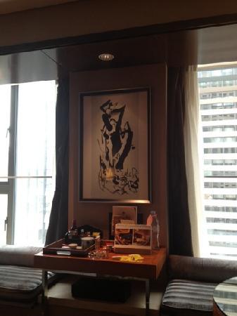 Doubletree by Hilton Chongqing North : 很不错的飘窗设计