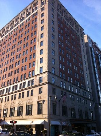 Taj Boston: 酒店