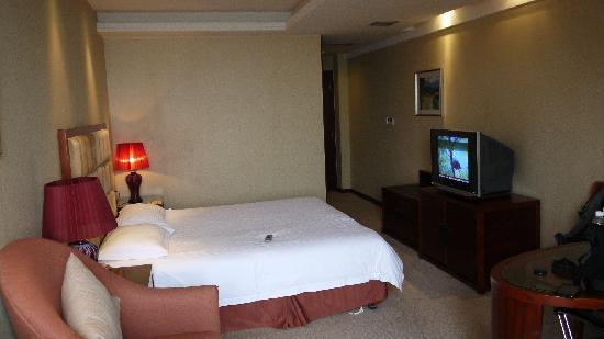 Rica Hotel: 房间一角