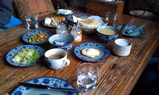YiDe KeZhan : 早餐