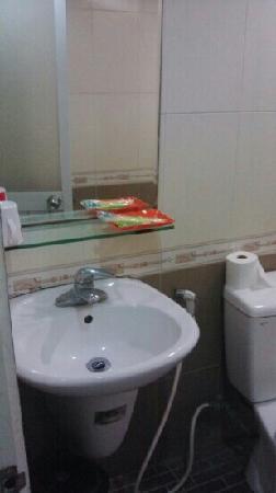 Elizabeth Hotel : 洗手间