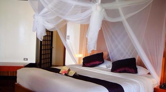 Fridays Boracay Resort : one king size bed