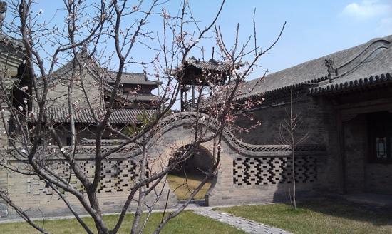 Mizhi County, China: 花园