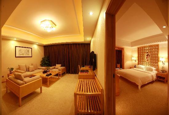 Lizhou Grand Hotel: 商务套房
