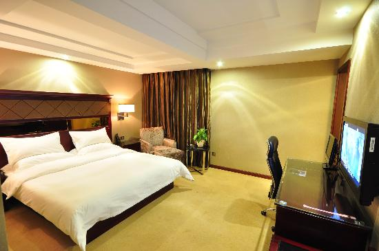 Lizhou Grand Hotel: 豪华单间