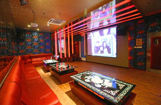 Lizhou Grand Hotel: KTV