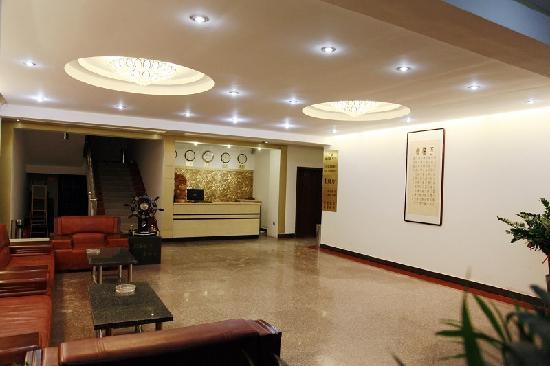 Qianshuiwan Hongxiang Hotel: 大厅