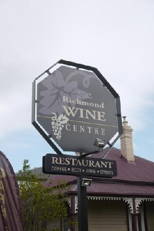 Richmond Food and Wine Centre : w