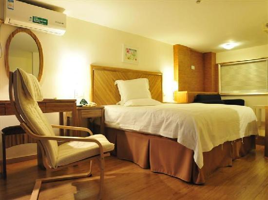 GreenTree Inn Jiujiang Xunyang Road Apartment Hotel