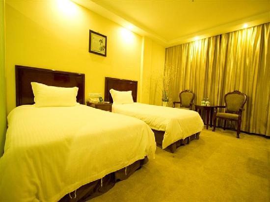 GreenTree Inn Jingdezhen Shuguang Road Antique Market Hotel