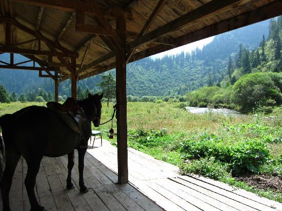 Ganhaizi National Forest Park : 2