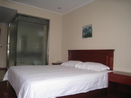 GreenTree Inn Dalian Development Zone Express Hotel : 客房