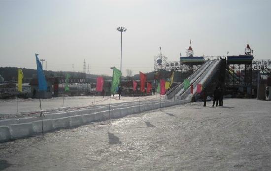 Mt. Qipan Scenic Resort of Shenyang : 3