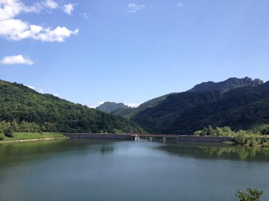 Yudushan Scenic Resort: 玉渡山