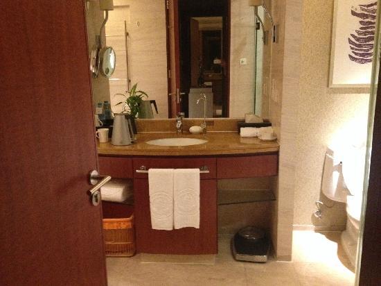 Quanzhou Guest House: 洗手间