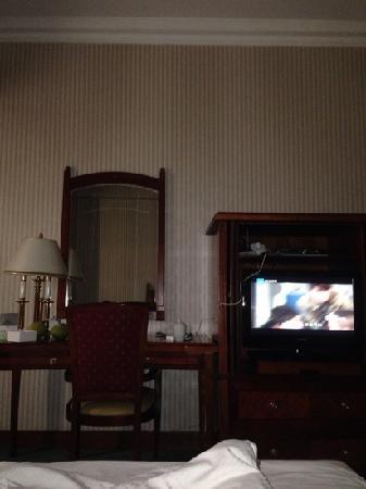 Wu Huan Hotel: 房间一角
